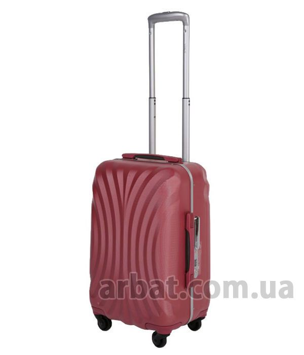 Чемодан Montreal 20 Red VMR-05-03 + Поликарбонат