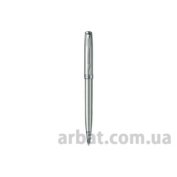 Ручка BP 84 631 Parker Sonnet Slim S/S CT  + Сталь