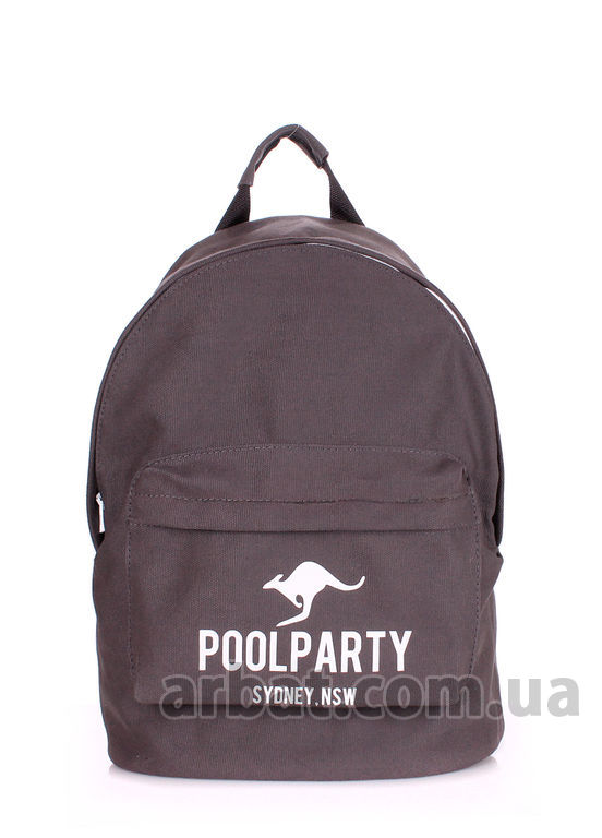 Рюкзак backpack-kangaroo-grey*
