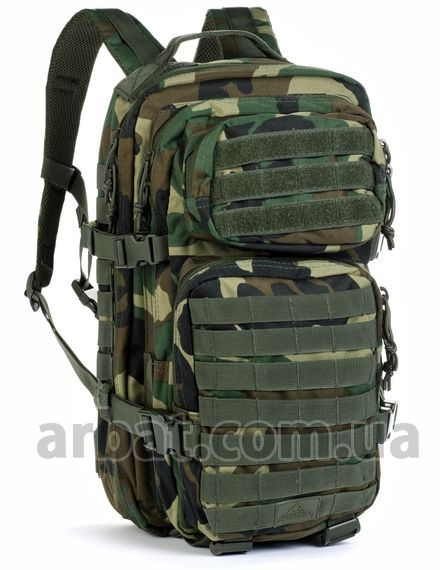 Рюкзак Red Rock Assault 28 (Standard Woodland) 921436