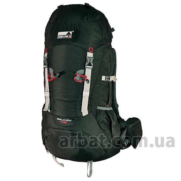 Рюкзак High Peak Equinox 42 (Black) 921773