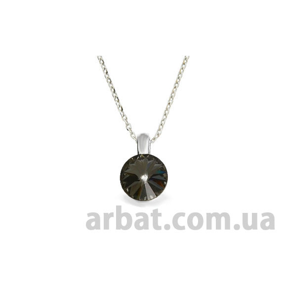 Подвеска N 12SN CRYSTALLIZED™ - Swarovski Elements