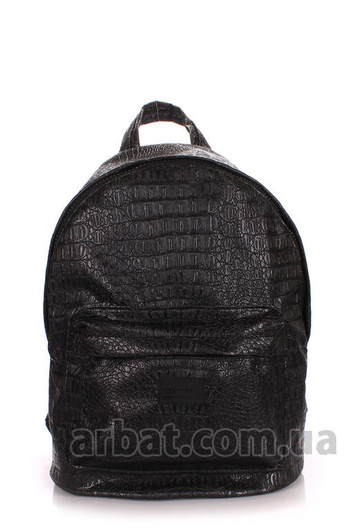 Рюкзак backpack-croco-black*