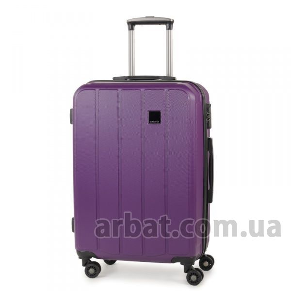 Чемодан Members Nexa (M) Purple 922592