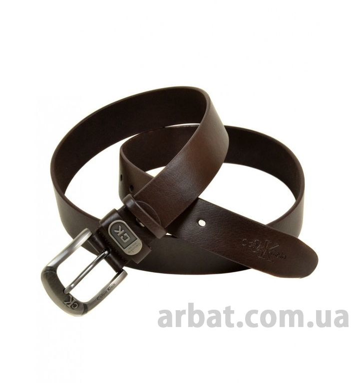 Ремень  ZK03141-4* brown кожа