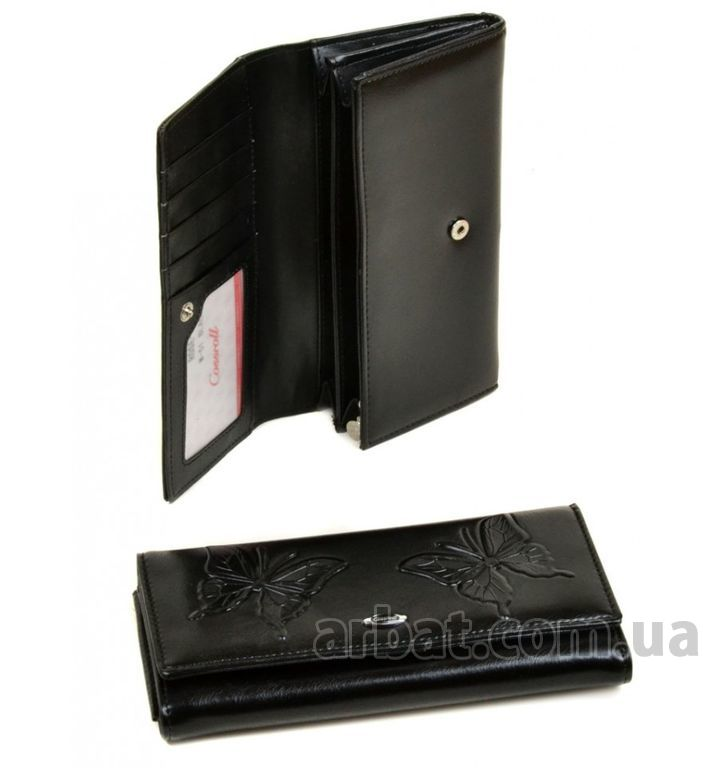 Кошелек Rose Series-3* WD-51 black