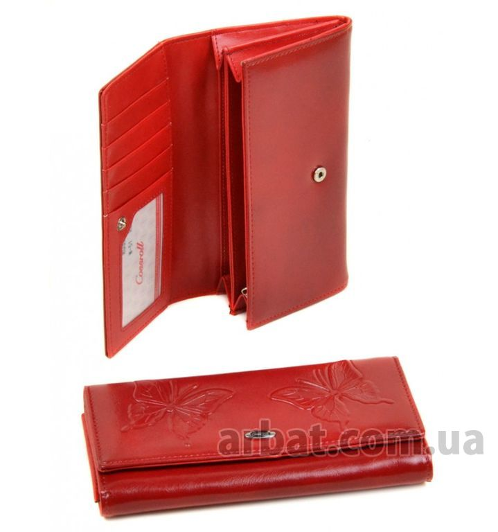 Кошелек Rose Series-3* WD-51 red