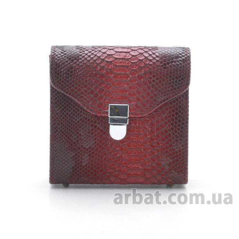 Клатч ZY-0806 red