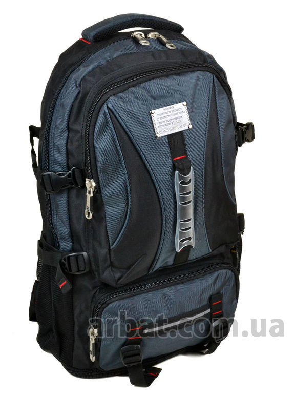 Рюкзак Royal Mountain 7915 black-blue