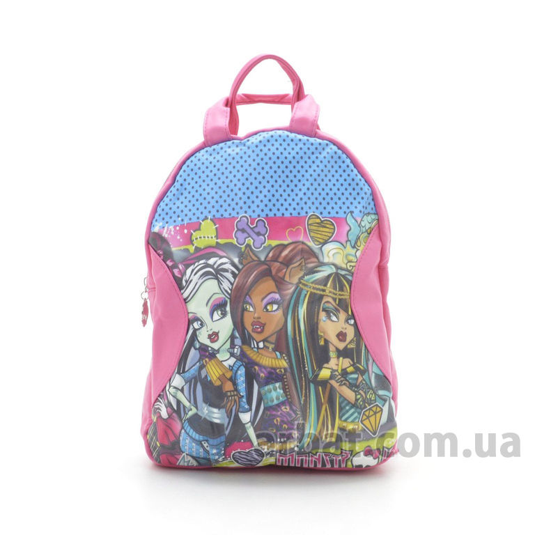 Рюкзак M-2268M «monster high» розовый
