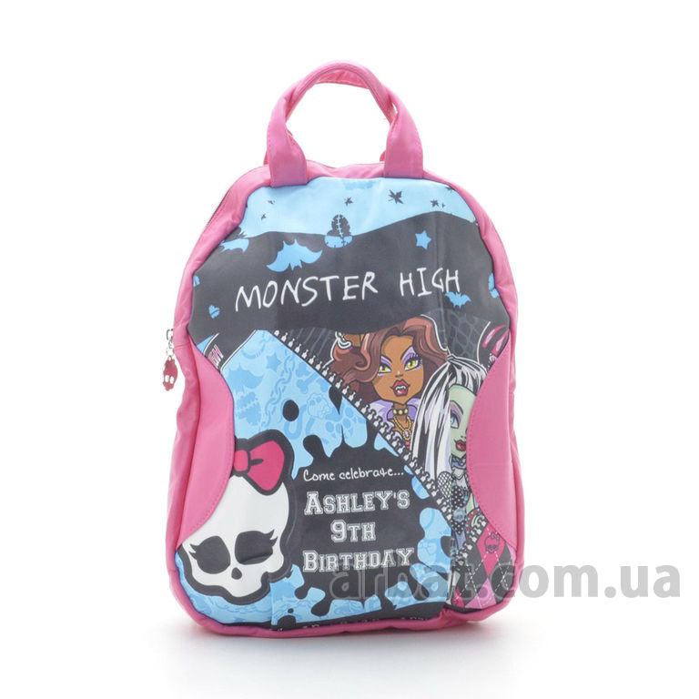 Рюкзак M-2269L «monster high» розовый №2