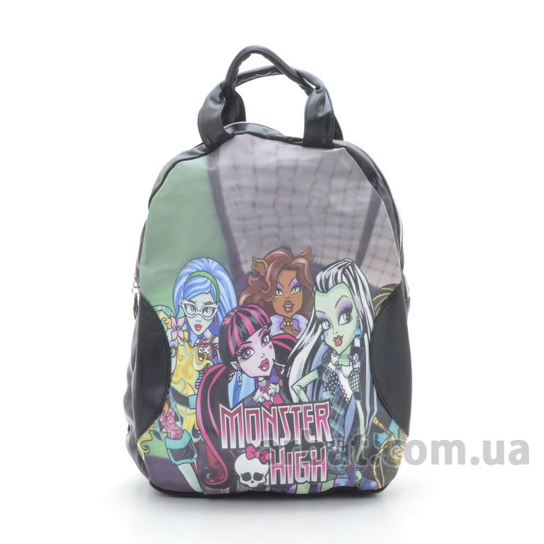 Рюкзак M-2269L «monster high» розовый №1