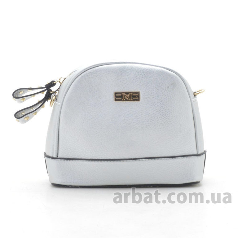 Клатч A182 silver