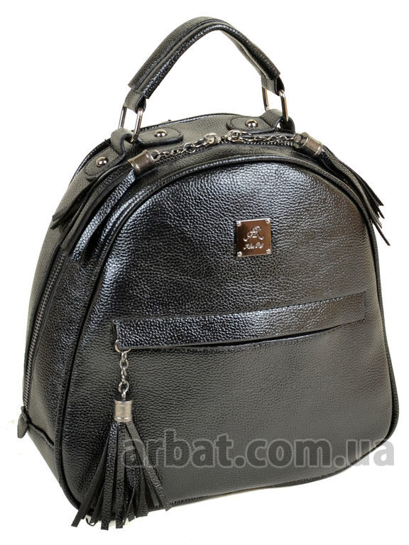 Рюкзак ALEX RAI 2-05 1705-2 black