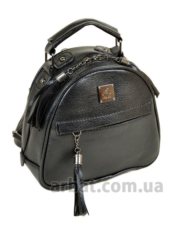 Рюкзак ALEX RAI 2-05 1705-0 black