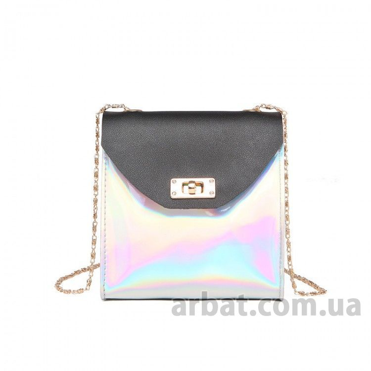 Сумка 6066 Bobby Mini Black