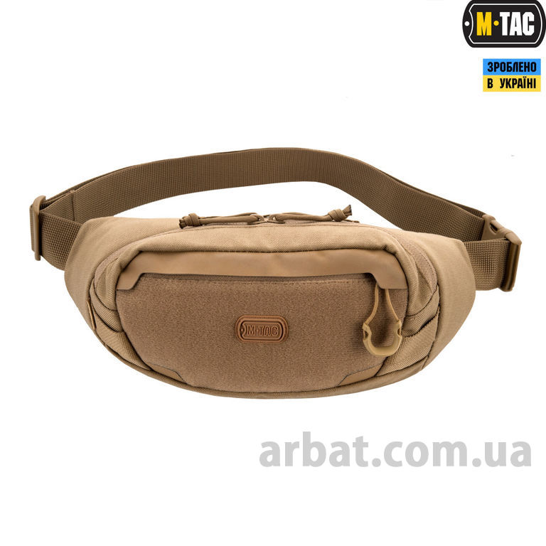 Сумка 10050005 WAIST BAG ELITE COYOTE хаки