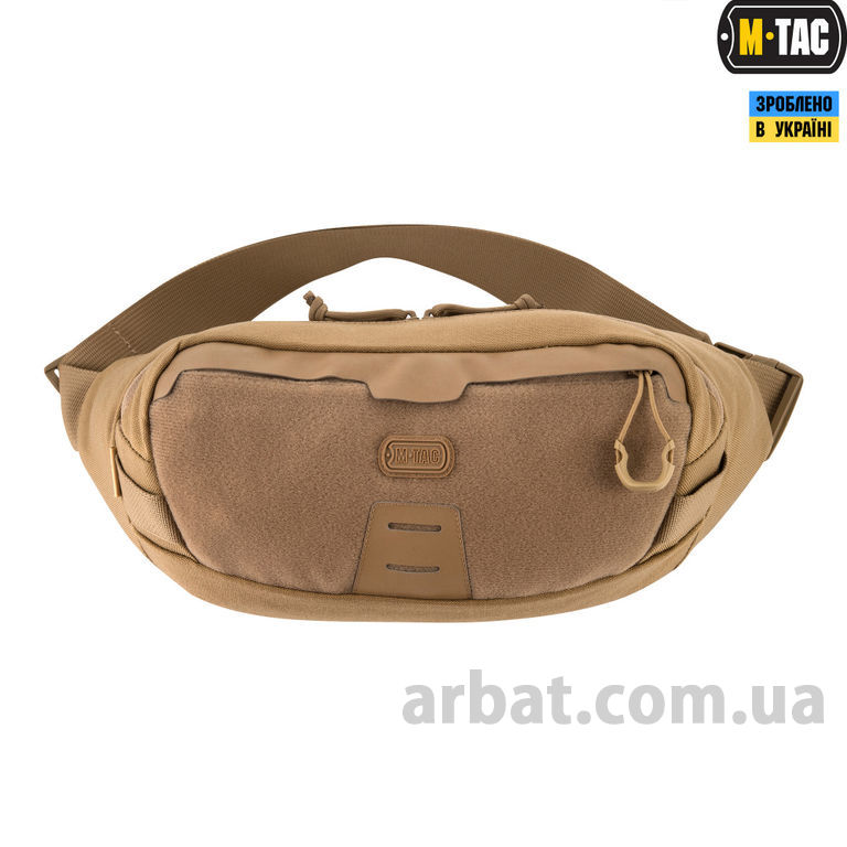 Сумка 10052005 CITY CHEST PACK ELITE COYOTE хаки