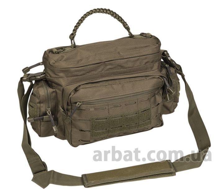СУМКА Милтек 13726101 TACTICAL PARACORD BAG SMALL OLIVE