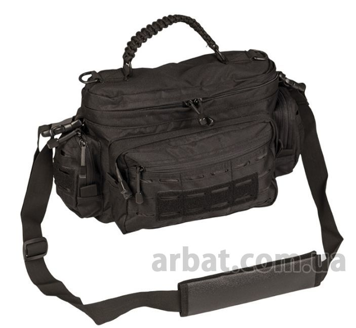 Сумка Милтек 13726102 ACTICAL PARACORD BAG SMALL BLACK