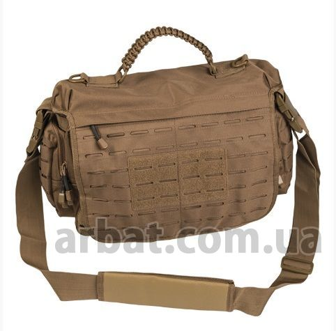 Сумка Милтек 13726219 ACTICAL PARACORD BAG LARGE DARK COYOTE