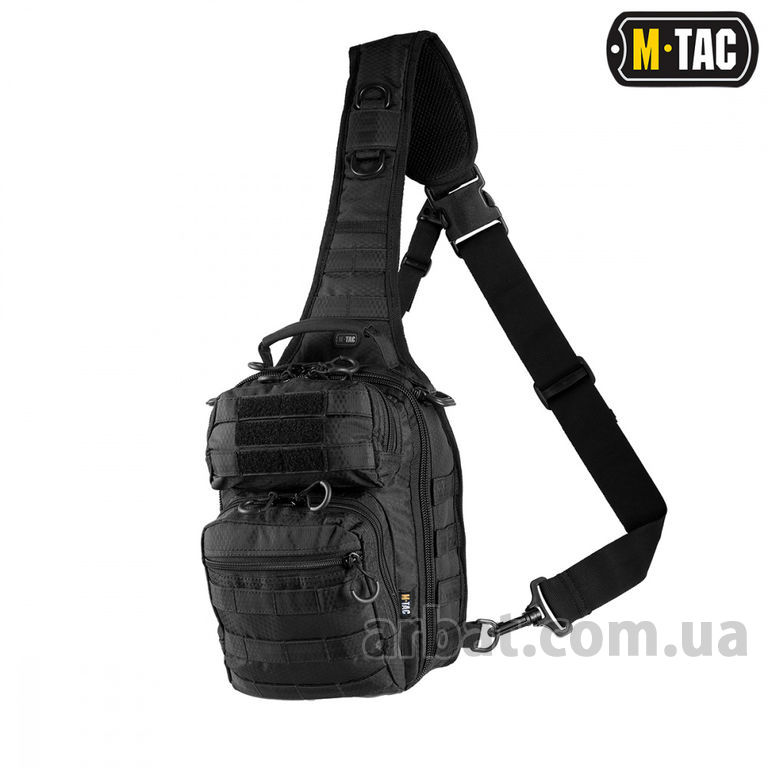 Сумка GB0306-BK URBAN LINE CITY HUNTER HEXAGON BAG BLACK