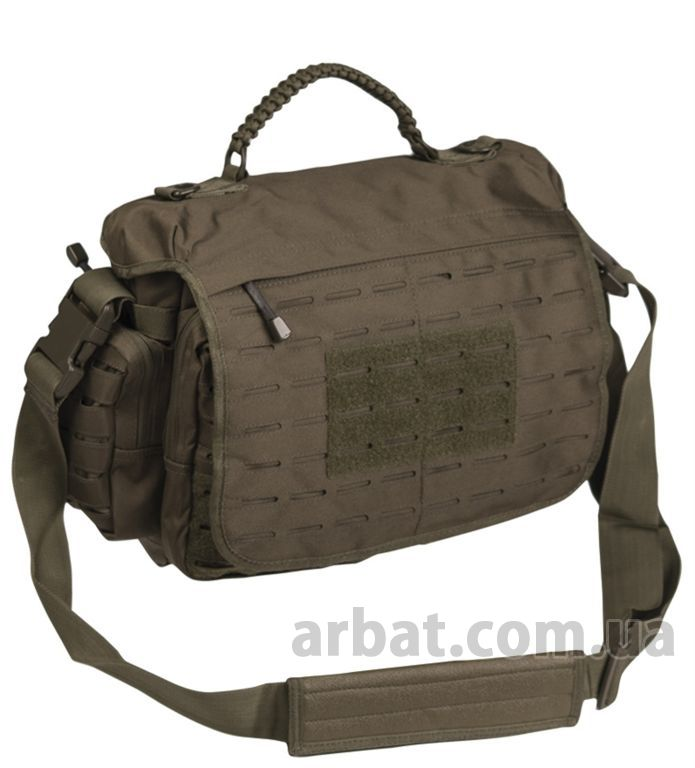 Сумка Милтек 13726201 TACTICAL PARACORD BAG LARGE OLIVE