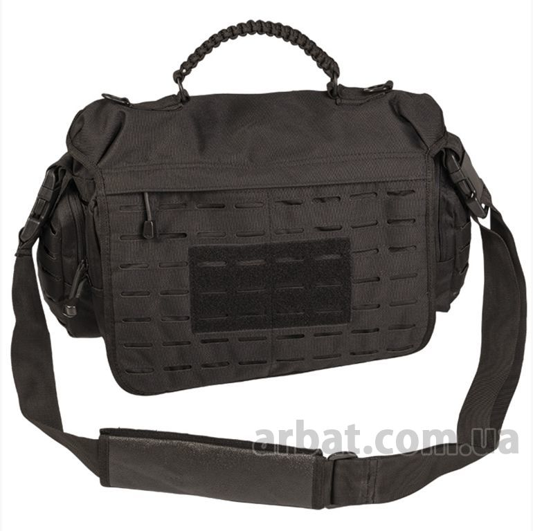 Сумка Милтек 13726202 TACTICAL PARACORD BAG LARGE BLACK