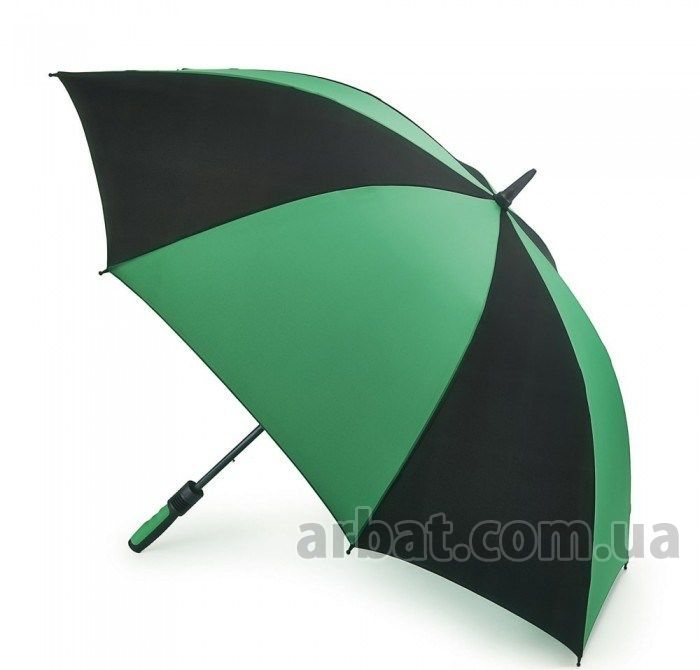 Зонт Fulton S837 Cyclone Black / Green
