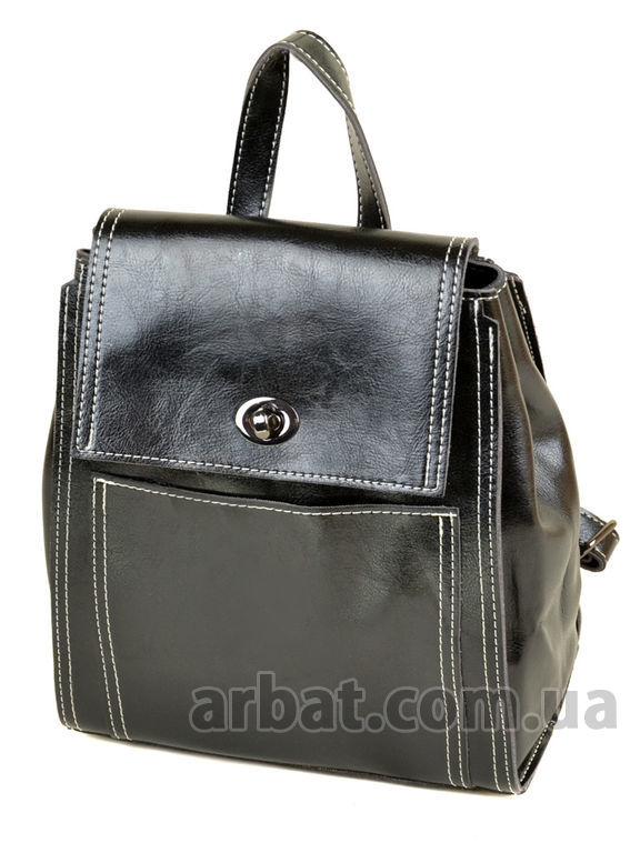 Сумка-рюкзак ALEX RAI 7-01 53862  black
