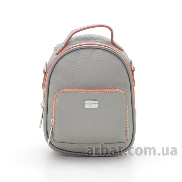 Рюкзак mini D. Jones CM3790 grey