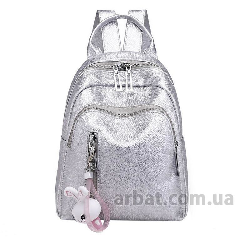 Рюкзак 8266 Amelie Sealy Silver