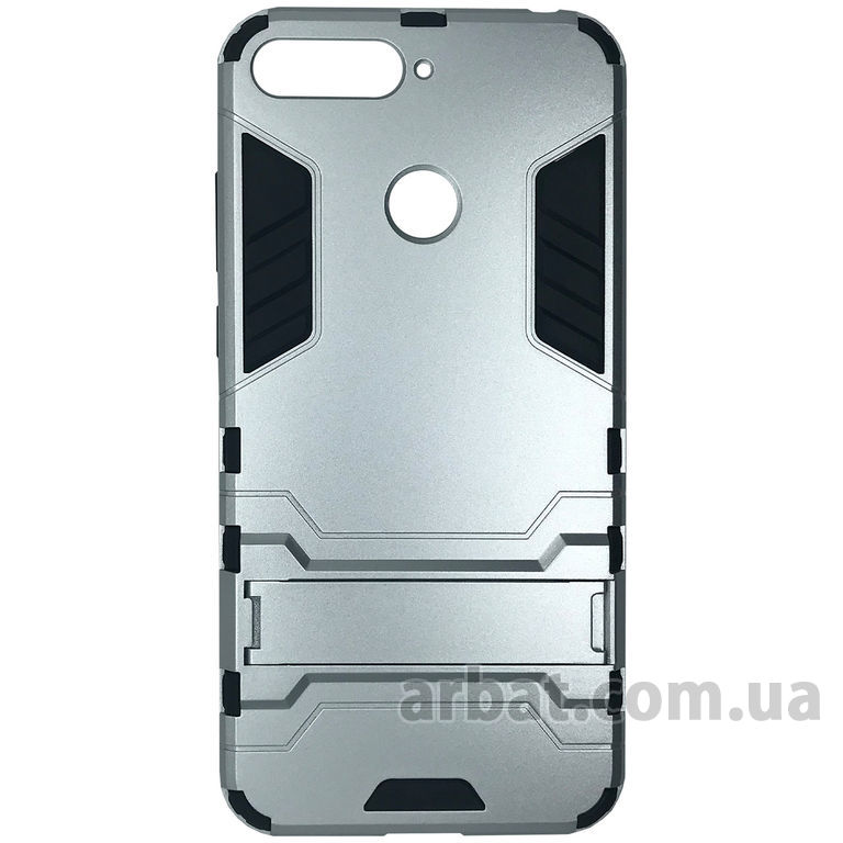 Накладка Protective for Huawei Y6 Prime 2018 Silver
