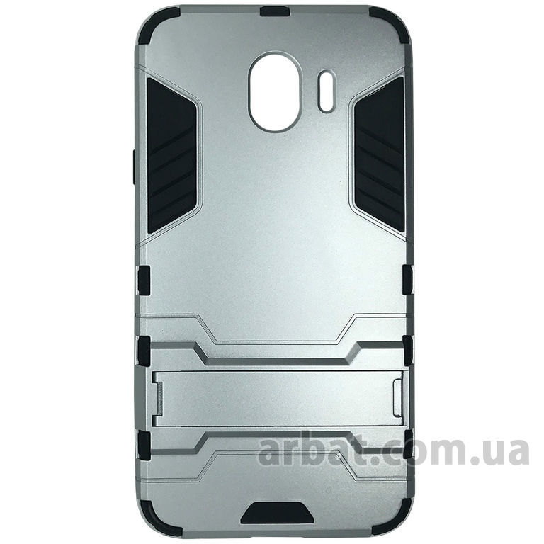 Накладка Protective for Samsung J2 Pro (J250) Silver