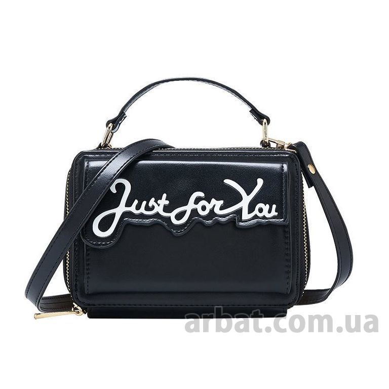 Сумка Eyes in Love 6128 Black