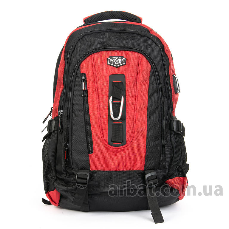 Рюкзак Power In Eavas 8215 red