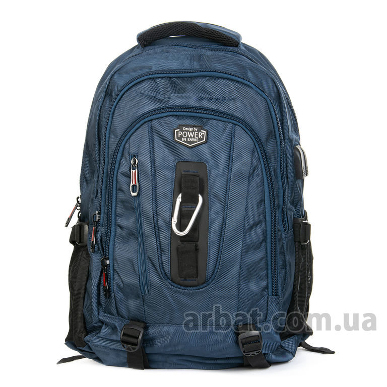 Рюкзак Power In Eavas 8215 blue